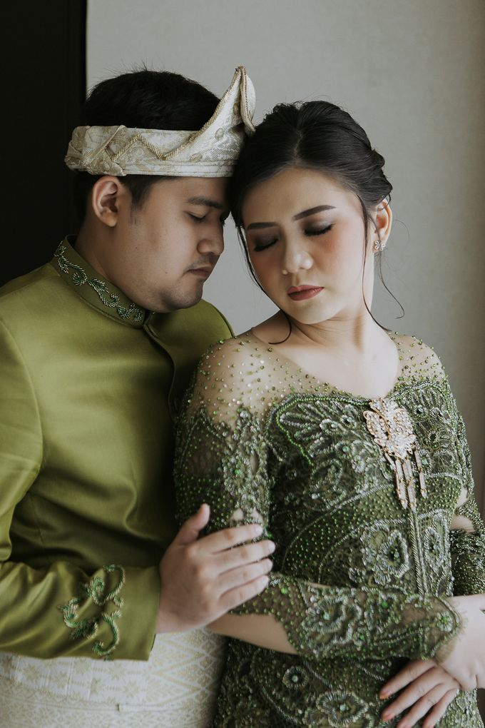 The Wedding of Filda & Hizrian by KRISTAL HOTEL JAKARTA - 016