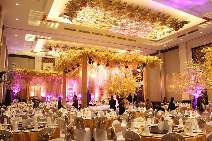 The Wedding of William & Caroline by The Trans Resort Bali - 012