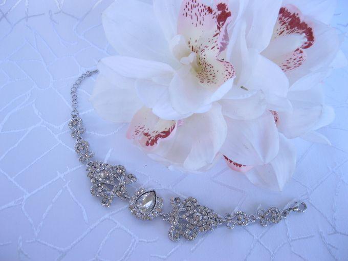 Bridal Bracelets by Pamela Falli - 015