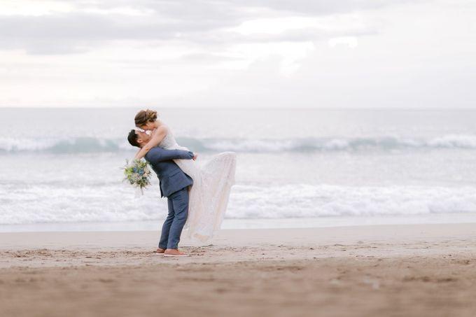 Wedding of Marvin & Lynda by The Seminyak Beach Resort & Spa - 010