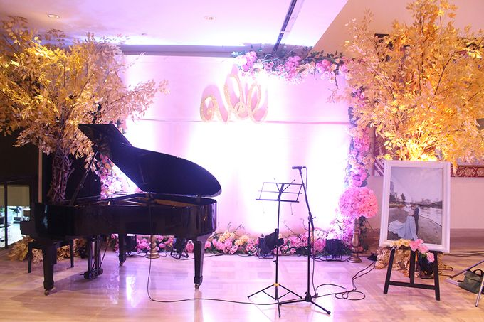The Wedding of William & Caroline by The Trans Resort Bali - 013