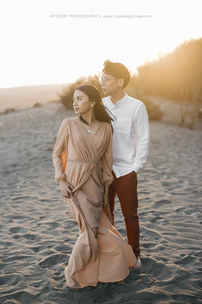 Pre-wedd Ray Inez by My Story Photography & Video - 009