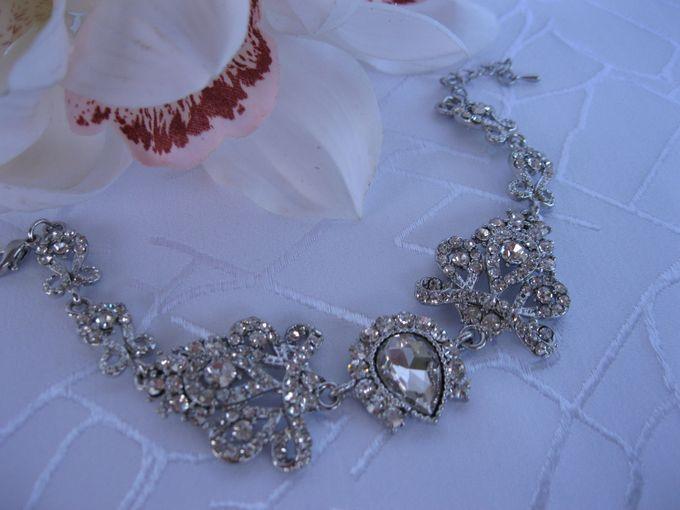 Bridal Bracelets by Pamela Falli - 016