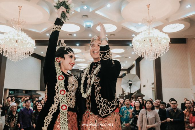 The Wedding of Ade & Ricky by Simple Wedding Organizer - 002