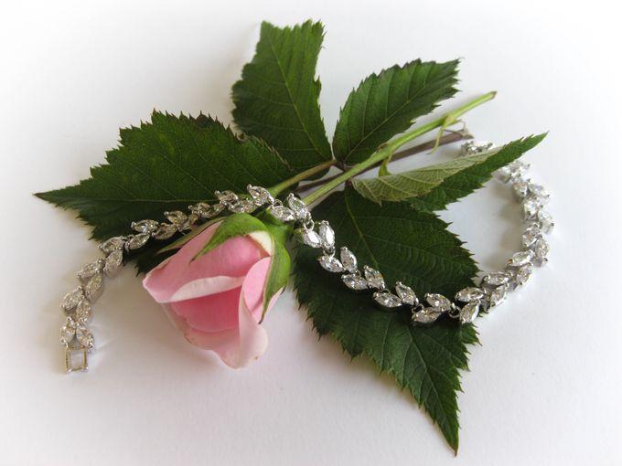 Bridal Bracelets by Pamela Falli - 008