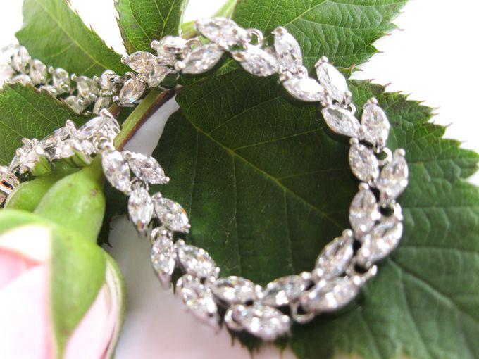 Bridal Bracelets by Pamela Falli - 007