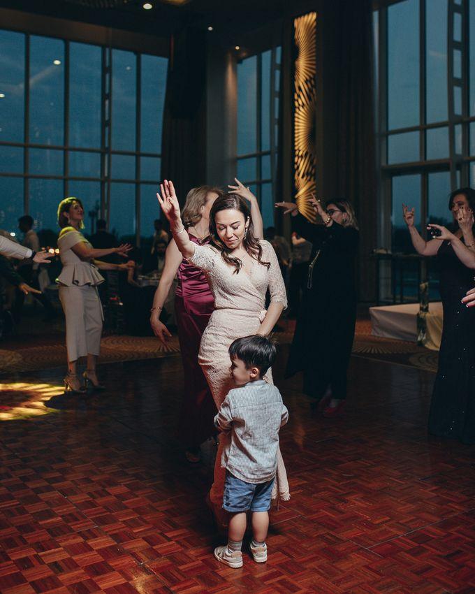 International Wedding in Baku by Rashad Nabiyev Wedding Photographer - 039