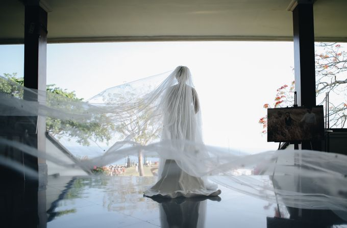 The Wedding of Michelle & Andreas by Bali Eve Wedding & Event Planner - 005