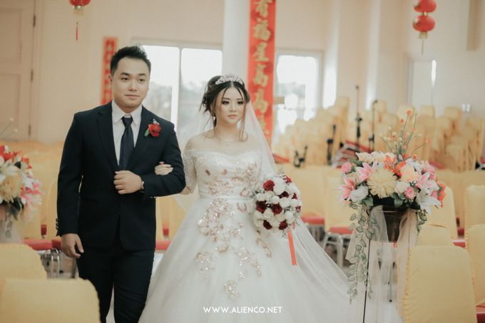 The Wedding of Richard & Valerie by alienco photography - 043