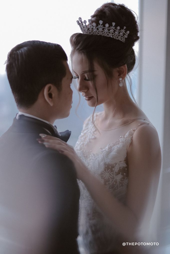Arfandi & Vanessa Wedding by Wong Hang Distinguished Tailor - 001