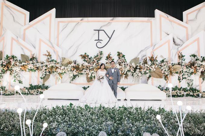 Indra & Yoan Wedding at Hilton by PRIDE Organizer - 009