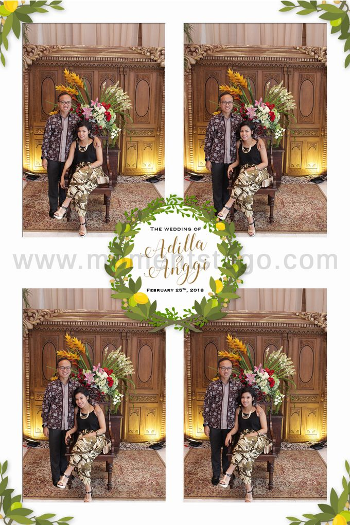 Adilla & Anggi Wedding by Moments To Go - 007