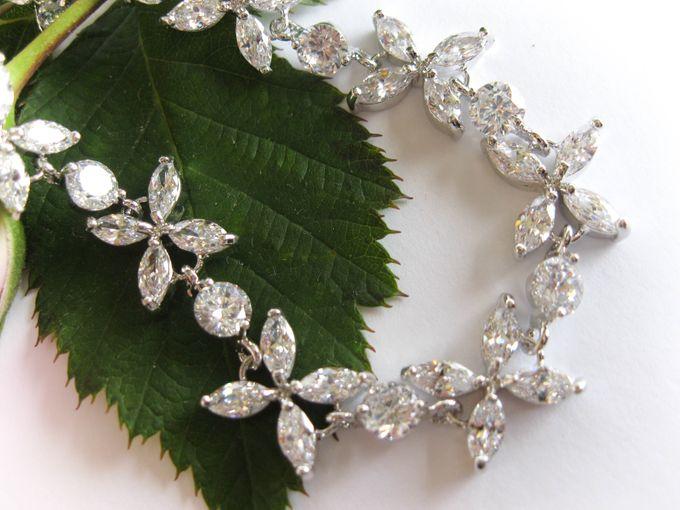 Bridal Bracelets by Pamela Falli - 005