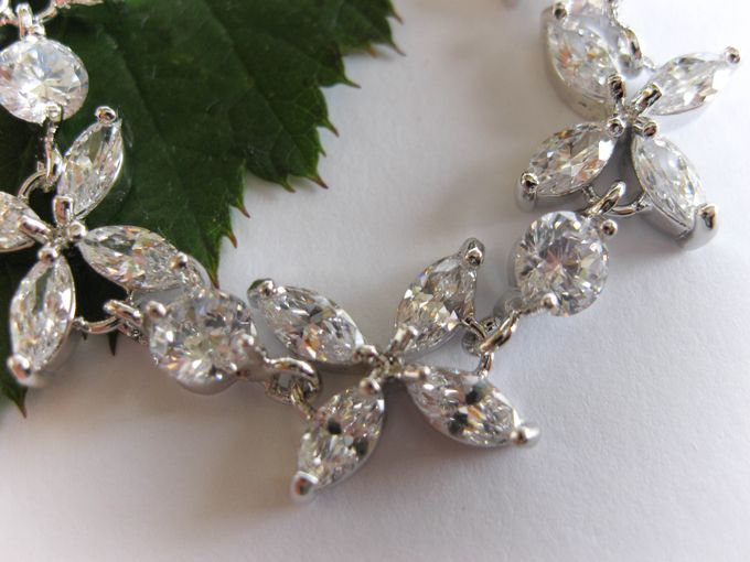 Bridal Bracelets by Pamela Falli - 006