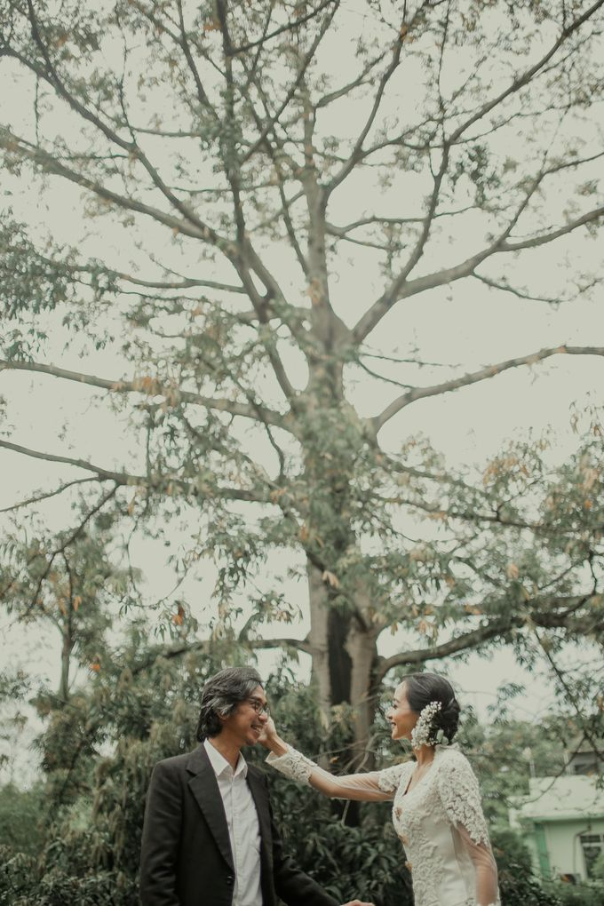 Intimate Wedding - Tina & Yusuf by Willie William Photography - 012