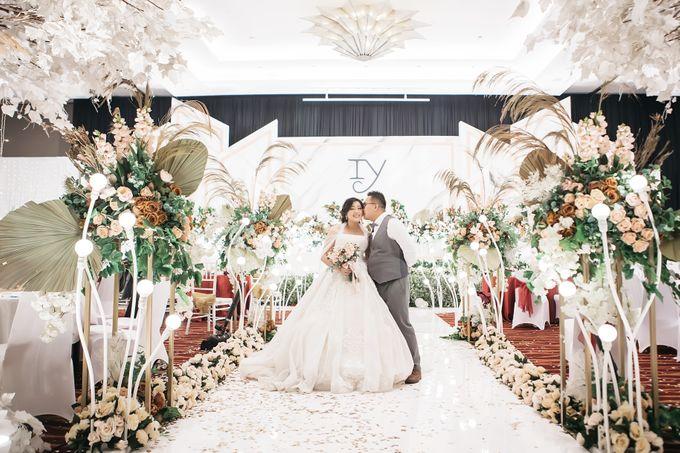 Indra & Yoan Wedding at Hilton by PRIDE Organizer - 011