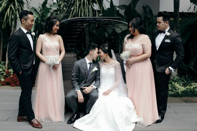 RIECO & NATHANIA - WEDDING DAY by Winworks - 001