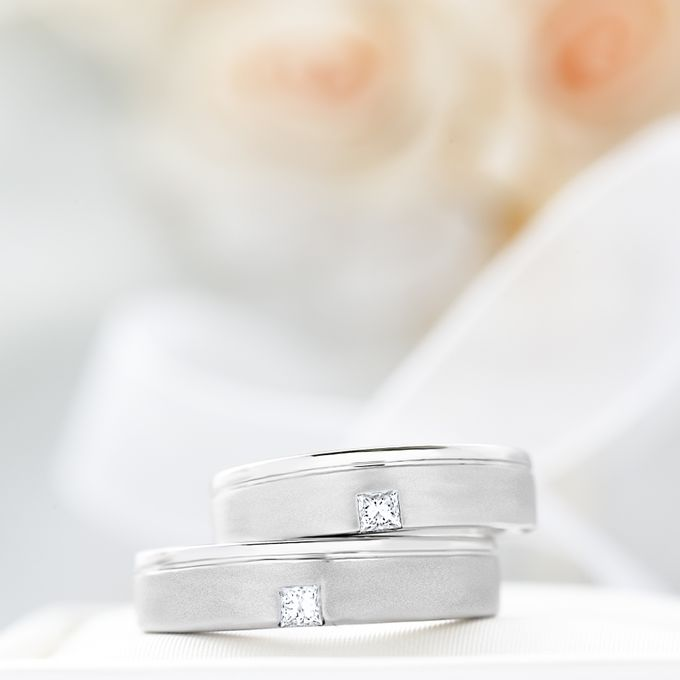 Wedding Ring - Simply Collection by ORORI - 001