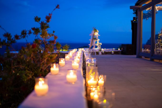 Mykonos wedding in a private villa by Diamond Events - 025
