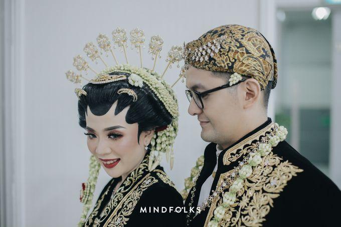The Wedding of Danis & Monic by  Menara Mandiri by IKK Wedding (ex. Plaza Bapindo) - 001