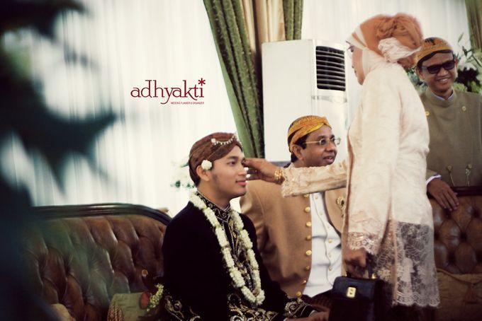 Tania & Adri Wedding by Adhyakti Wedding Planner & Organizer - 001