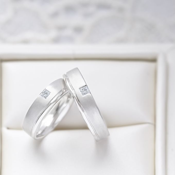 Wedding Ring - Simply Collection by ORORI - 008