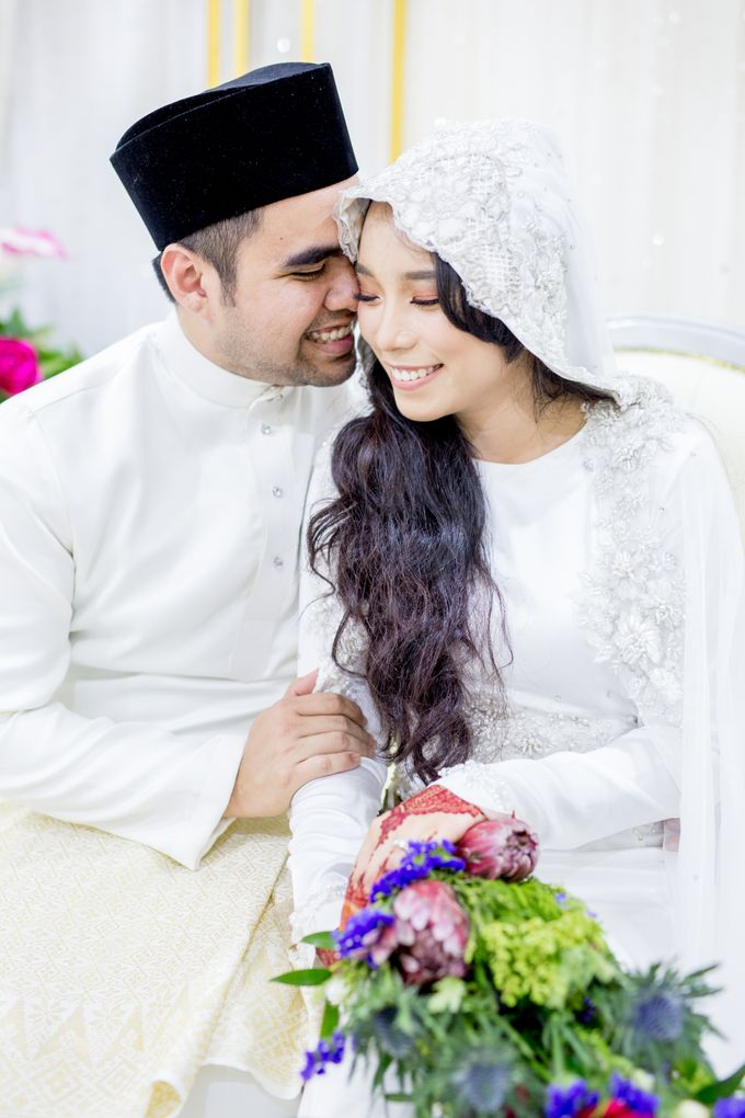 Wedding of Farhan & Dayana by Twinception Productions - 002