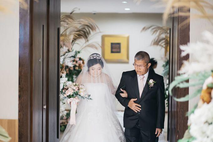 Indra & Yoan Wedding at Hilton by PRIDE Organizer - 013