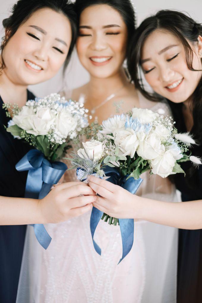 The Wedding Of Edwin & Raissa by delazta wedding coordinator - 019