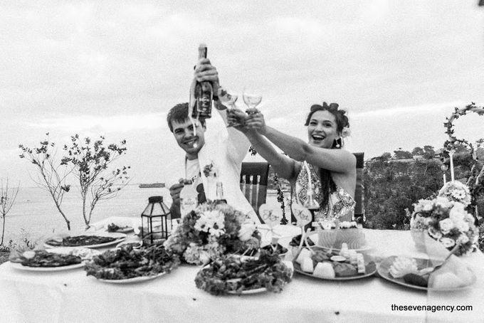Roman & Evgeniya Wedding by ADW Photography - 006