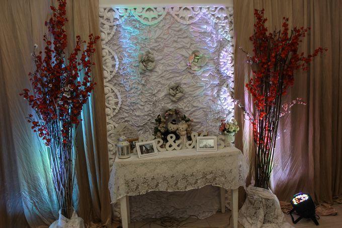 Elegant-Javanese wedding decoration by Menara Top Food Alam Sutera - 001