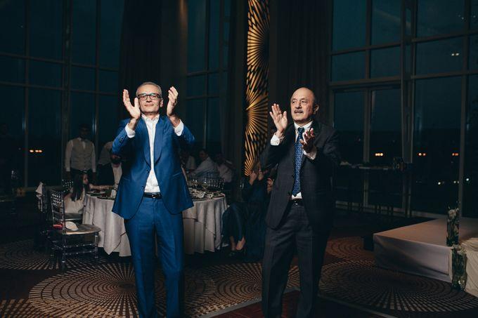 International Wedding in Baku by Rashad Nabiyev Wedding Photographer - 043