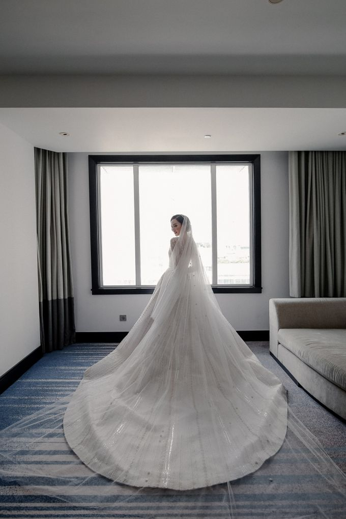 Pullman Thamrin - Kevin & Gisca by Lotus Design - 035