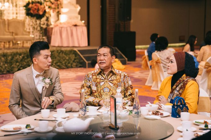 Wedding - Andry Monic by My Story Photography & Video - 009