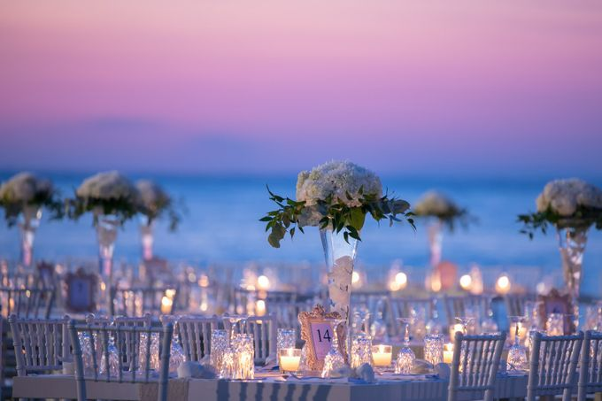 Beach wedding by Diamond Events - 005