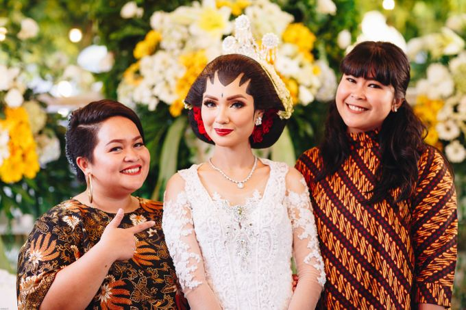 Javanese Wedding Jogja Culture by HR Team Wedding Group - 028