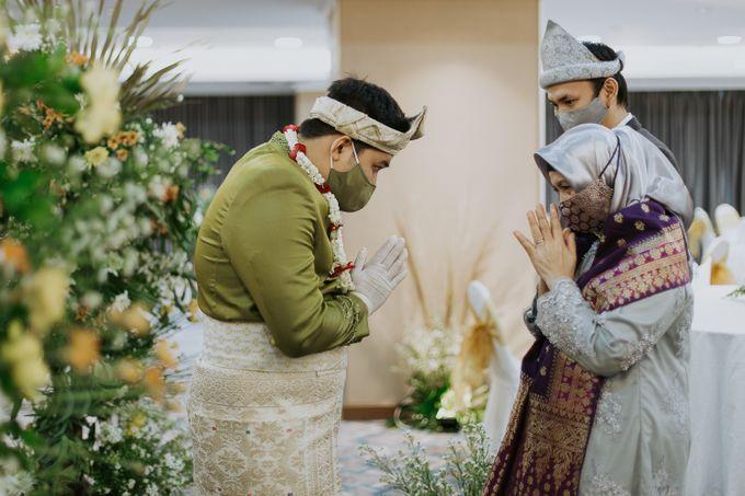 The Wedding of Filda & Hizrian by KRISTAL HOTEL JAKARTA - 017
