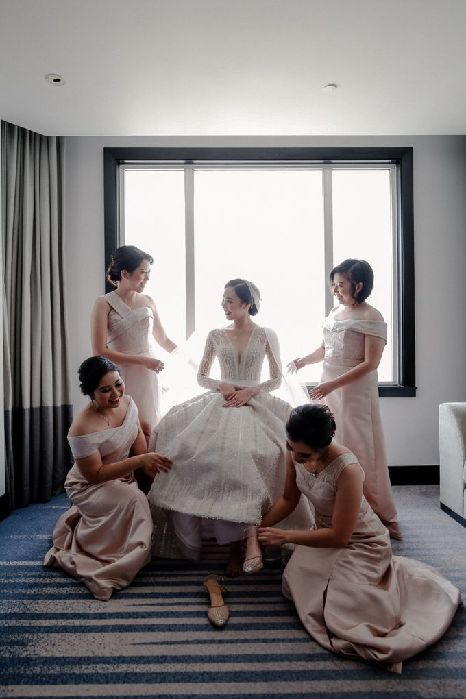 Pullman Thamrin - Kevin & Gisca by WEARBI - 036