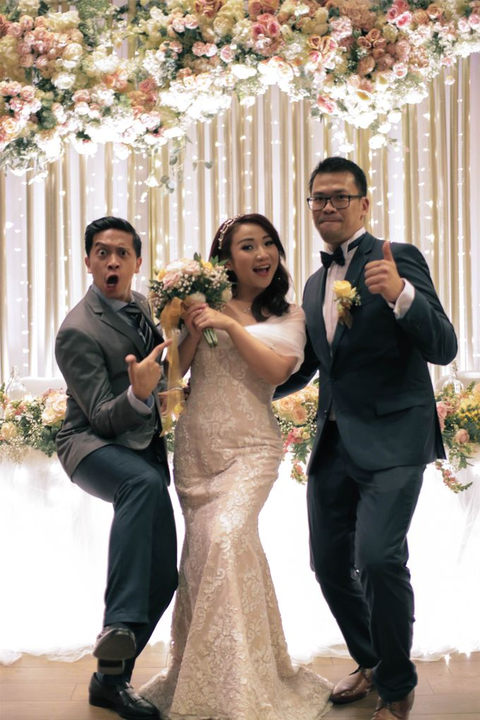 Ibnu & Anita Wedding Day by Vedie Budiman - 009