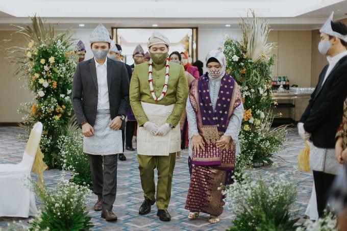 The Wedding of Filda & Hizrian by KRISTAL HOTEL JAKARTA - 018