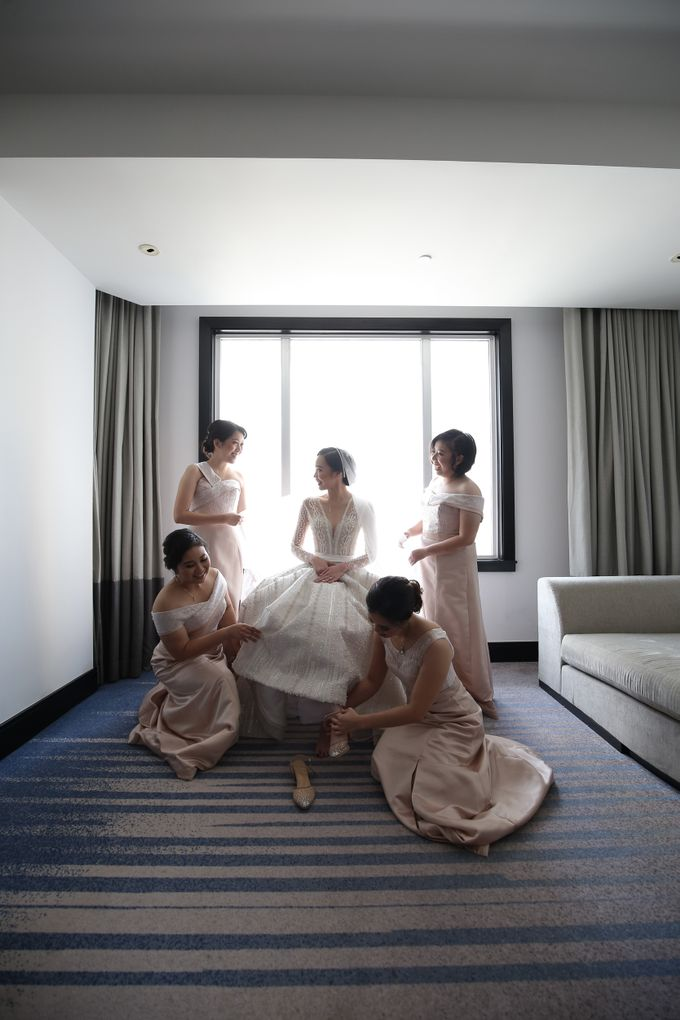 Pullman Thamrin - Kevin & Gisca by WEARBI - 037
