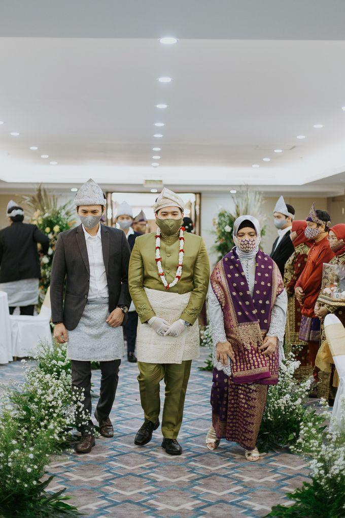 The Wedding of Filda & Hizrian by KRISTAL HOTEL JAKARTA - 019
