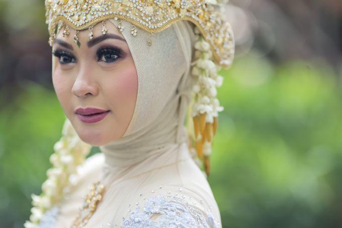 Sunda Siger Hijab by Arum Ndalu Sanggar Rias Pengantin - 006