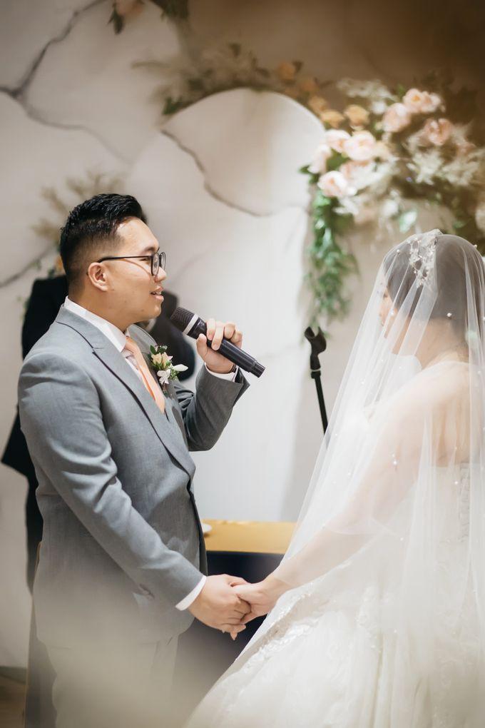 Indra & Yoan Wedding at Hilton by PRIDE Organizer - 014