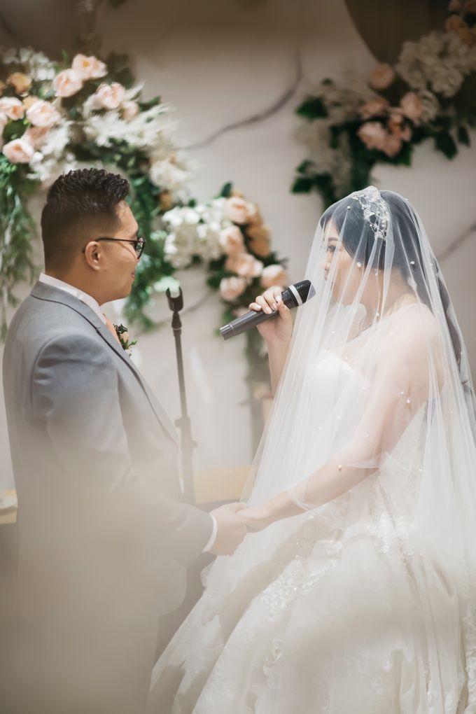 Indra & Yoan Wedding at Hilton by PRIDE Organizer - 015
