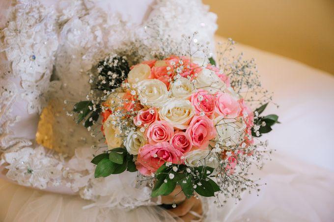 WEDDING OF ERINA AND RAHEEL MALIK by Courtyard by Marriott Bali Nusa Dua - 008