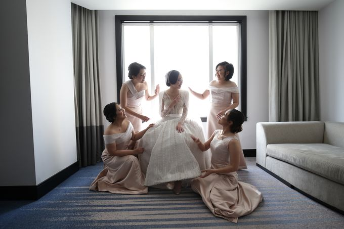 Pullman Thamrin - Kevin & Gisca by Lotus Design - 038