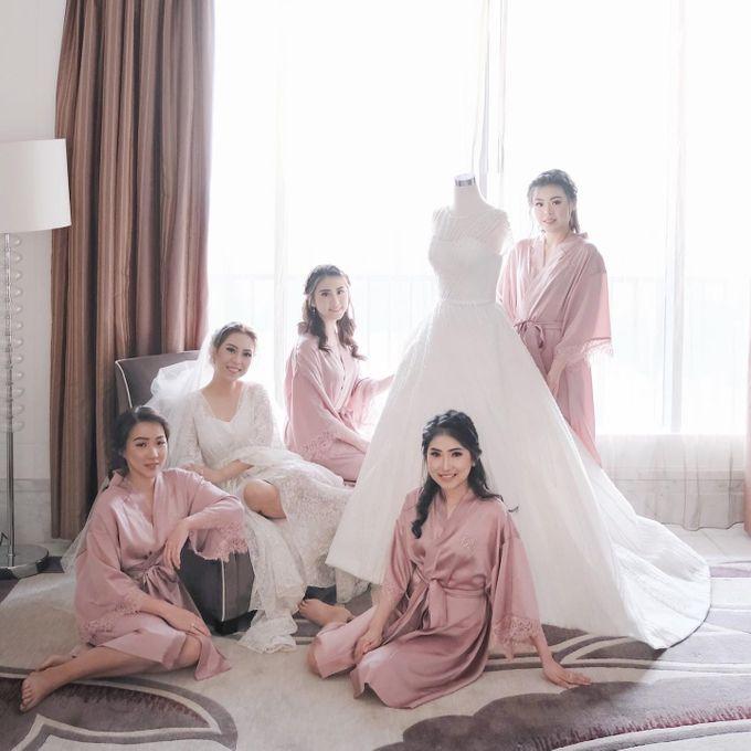 Wedding Day by Dicky - Ming Vina by Hian Tjen - 004