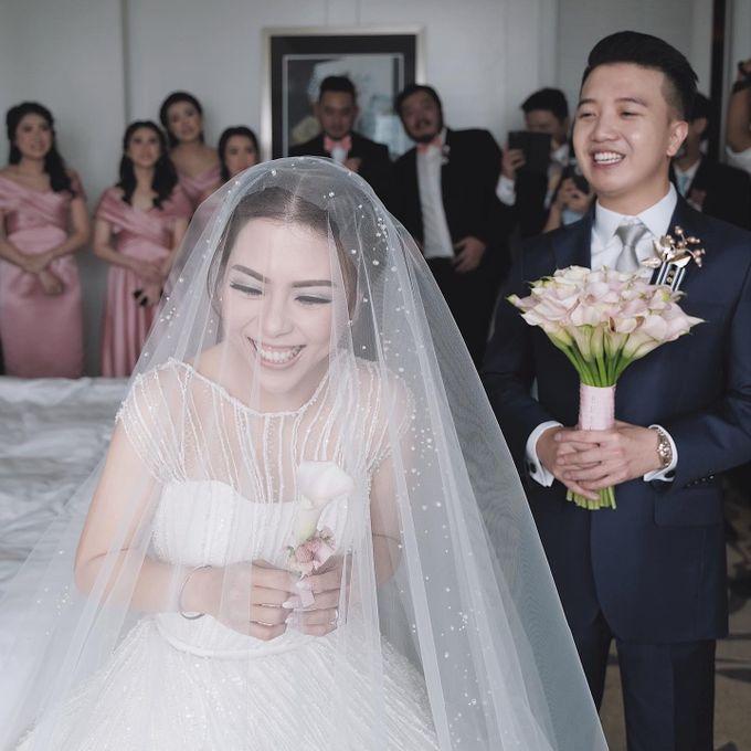 Wedding Day by Dicky - Ming Vina by Hian Tjen - 005