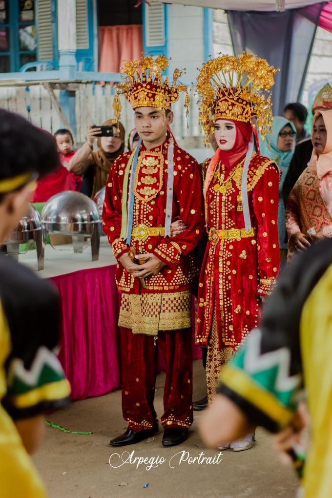 Wedding Dendi Dan Rosa by Arpegio Portrait - 005